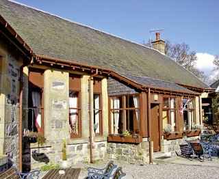 Ferienhaus Highland Country Cottages-MX1