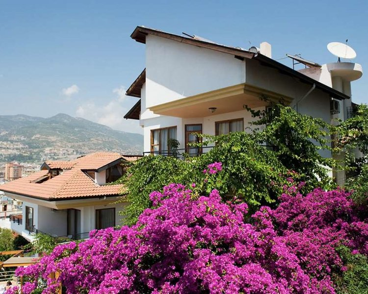 Last Minute Alanya - Villa Sonata Apart Hotel ab 244.00 EUR buchen