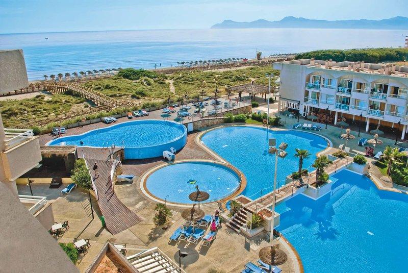 Nordküste Mallorca - Aparthotel Eix Platja Daurada ab 348.00 EUR buchen