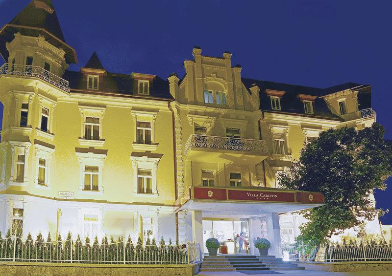 Hotel Villa Carlton