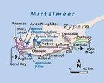 Zypern Mietwagen Rundreise und Baden