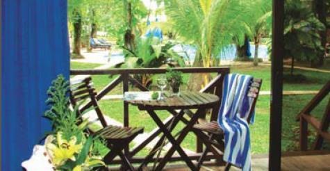 Langkah Syabas Beach Resort in Kampung Laut, Malaysia - Sabah