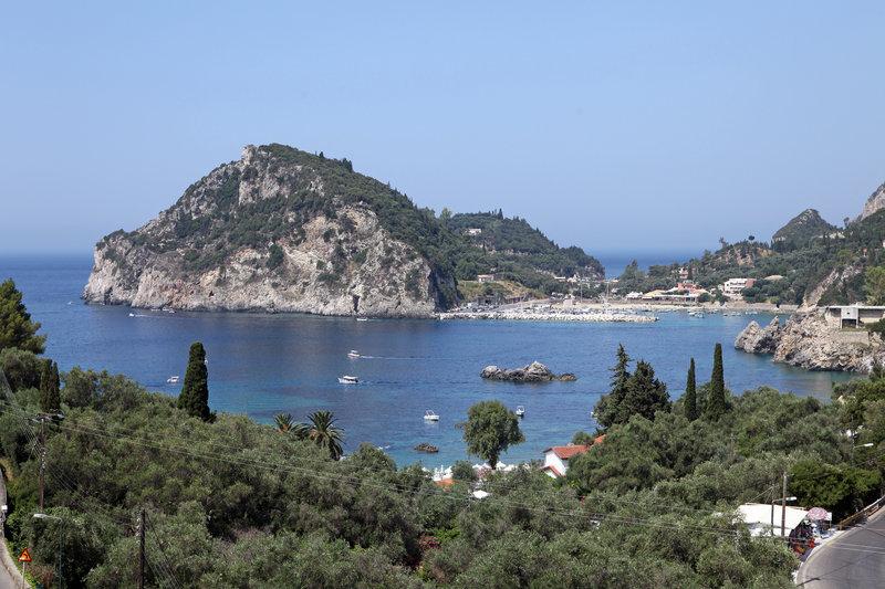 Paradiso Apartments in Ypsos, Korfu