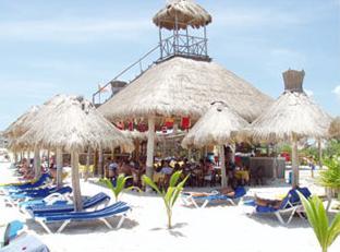 Hotel Las Golondrinas in Playa del Carmen, Riviera Maya & Insel Cozumel