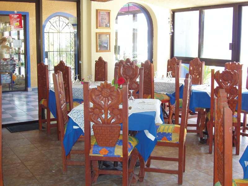 Hotel Las Golondrinas in Playa del Carmen, Riviera Maya & Insel Cozumel R