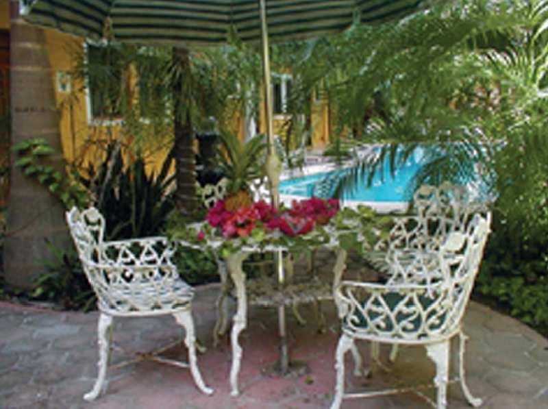 Hotel Las Golondrinas in Playa del Carmen, Riviera Maya & Insel Cozumel TE