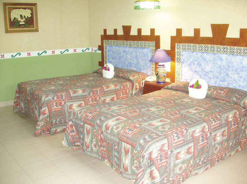 Hotel Las Golondrinas in Playa del Carmen, Riviera Maya & Insel Cozumel W