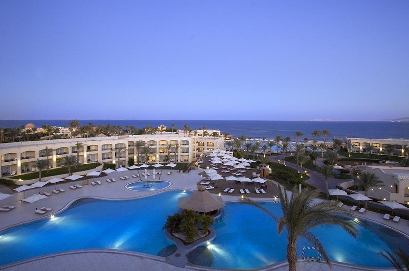Cleopatra Luxury Resort in Nabq, Sinai - Halbinsel R