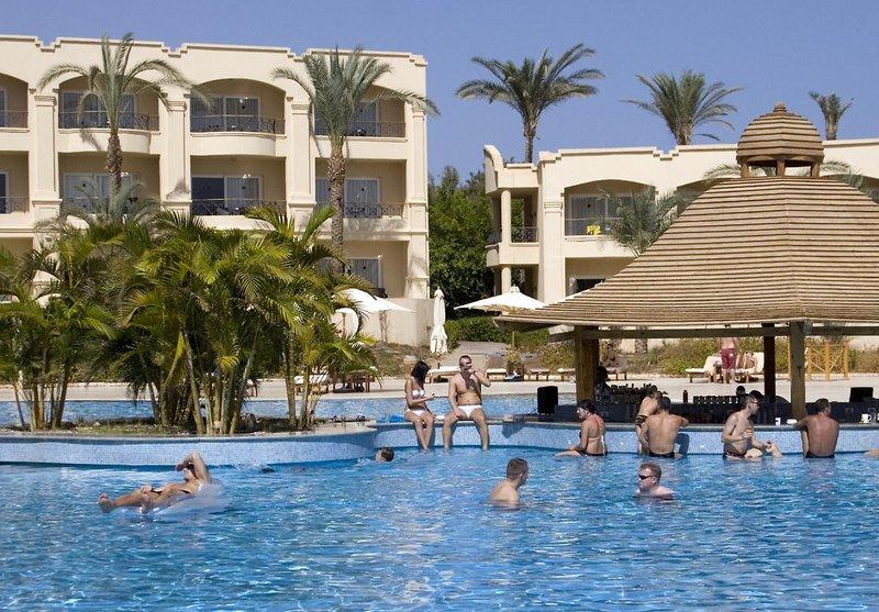Cleopatra Luxury Resort in Nabq, Sinai - Halbinsel P