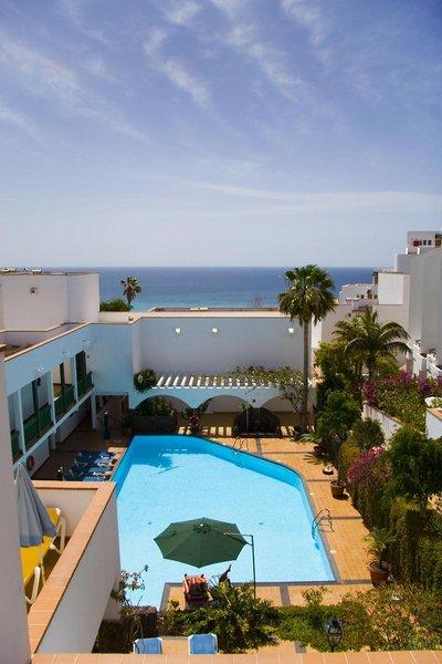 Monte del Mar in Playa de Esquinzo, Fuerteventura P