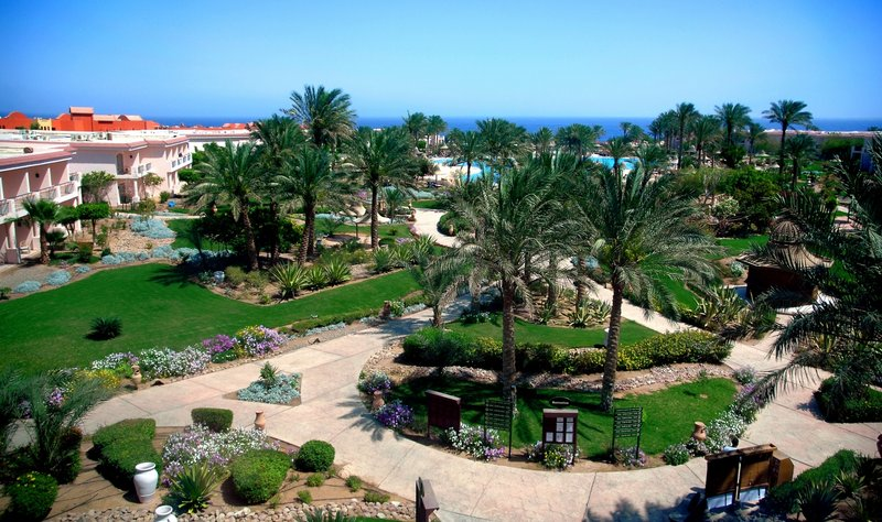 Parrotel Beach Resort, Sharm El Sheikh in Nabq, Sinai - Halbinsel GA