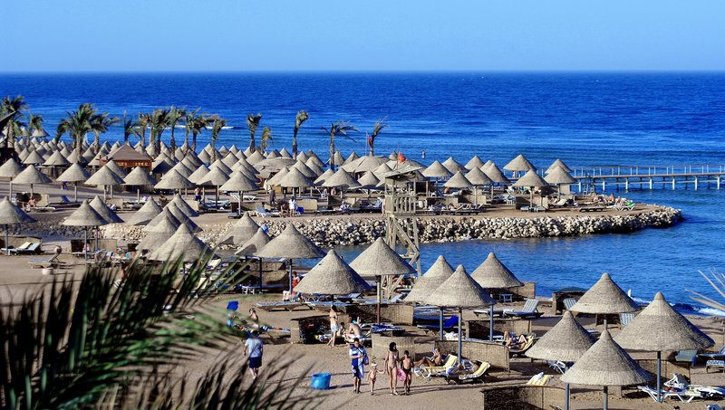 Parrotel Beach Resort, Sharm El Sheikh in Nabq, Sinai - Halbinsel S