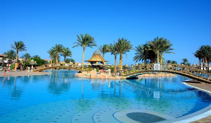 Parrotel Beach Resort, Sharm El Sheikh in Nabq, Sinai - Halbinsel P