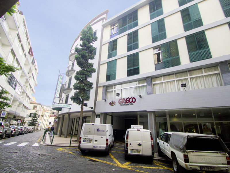 Residencial Greco in Funchal, Madeira A