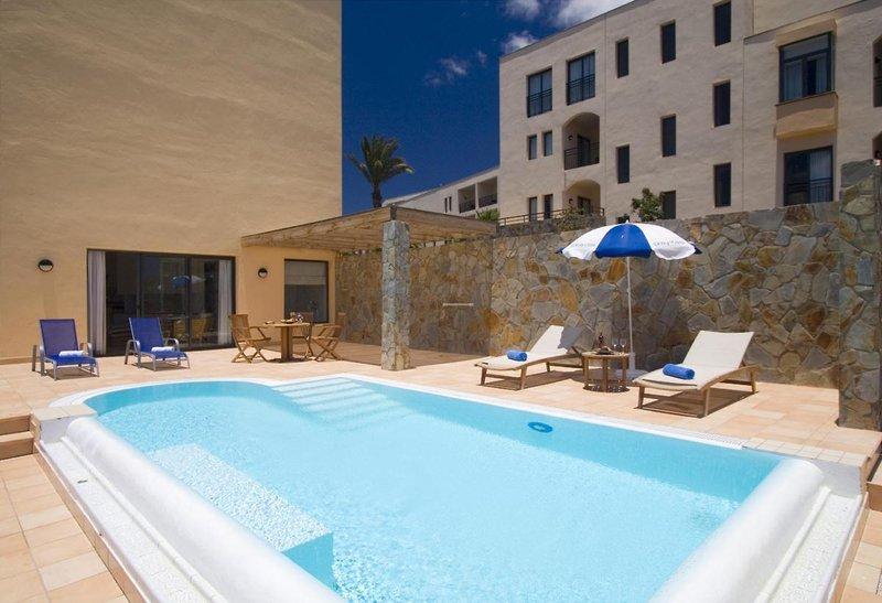 Playitas Aparthotel in Las Playitas, Fuerteventura P