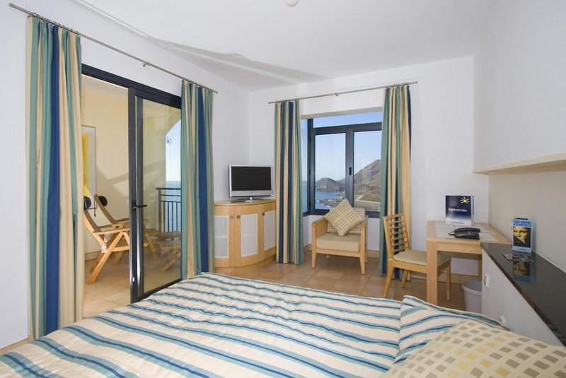 Playitas Aparthotel in Las Playitas, Fuerteventura W
