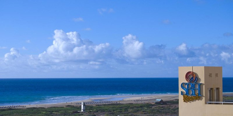 SBH Jandía Resort in Jandia, Fuerteventura S