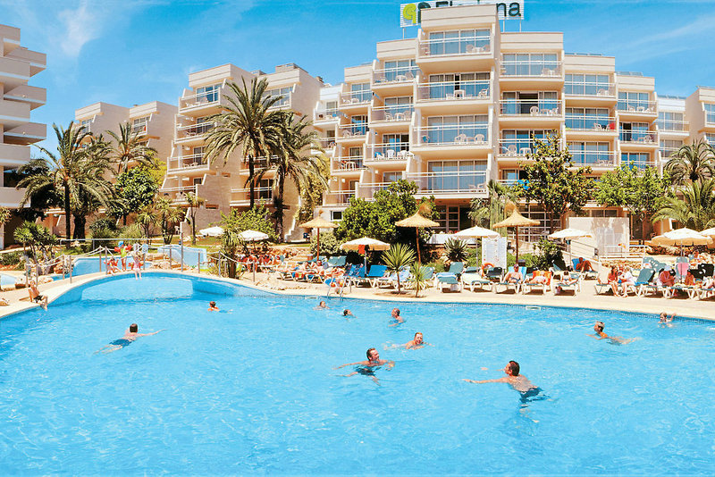 Protur Floriana Resort in Cala Bona, Mallorca P
