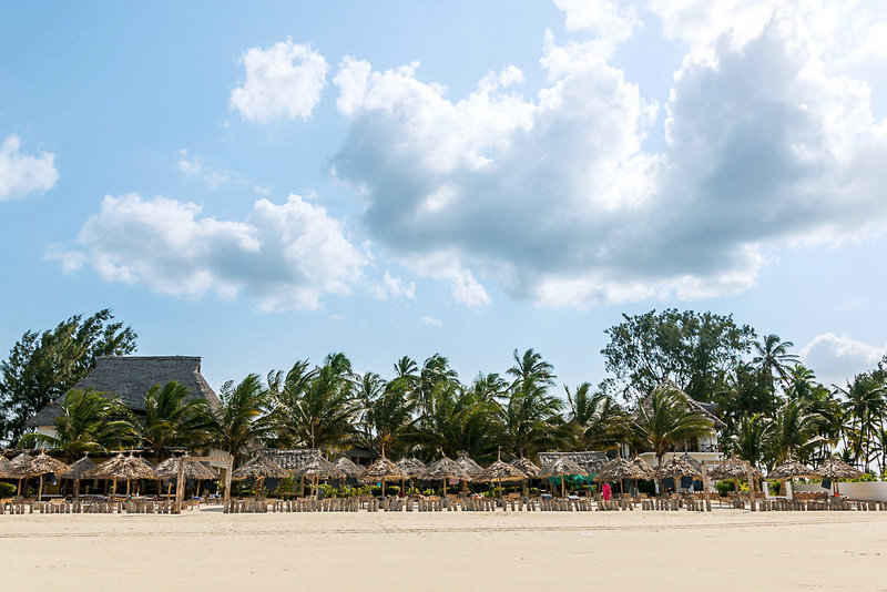 AHG Waridi Beach Resort & Spa in Pwani Mchangani, Tansania - Insel Zanzibar