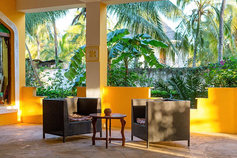 AHG Waridi Beach Resort & Spa in Pwani Mchangani, Tansania - Insel Zanzibar TE