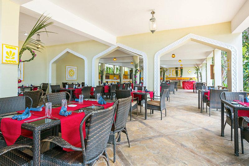 AHG Waridi Beach Resort & Spa in Pwani Mchangani, Tansania - Insel Zanzibar BA