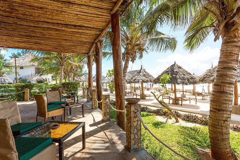 AHG Waridi Beach Resort & Spa in Pwani Mchangani, Tansania - Insel Zanzibar GA