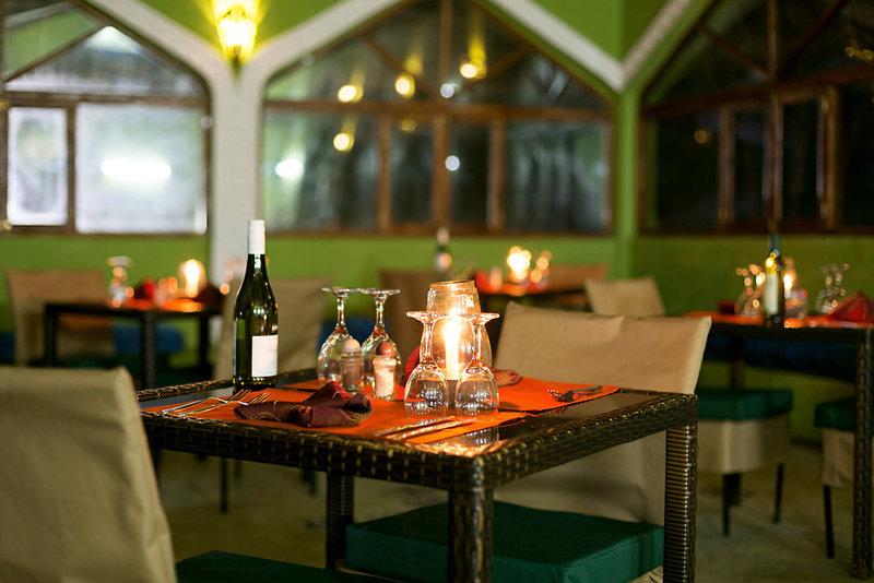 AHG Waridi Beach Resort & Spa in Pwani Mchangani, Tansania - Insel Zanzibar R