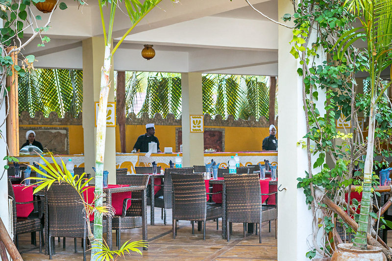 AHG Waridi Beach Resort & Spa in Pwani Mchangani, Tansania - Insel Zanzibar F