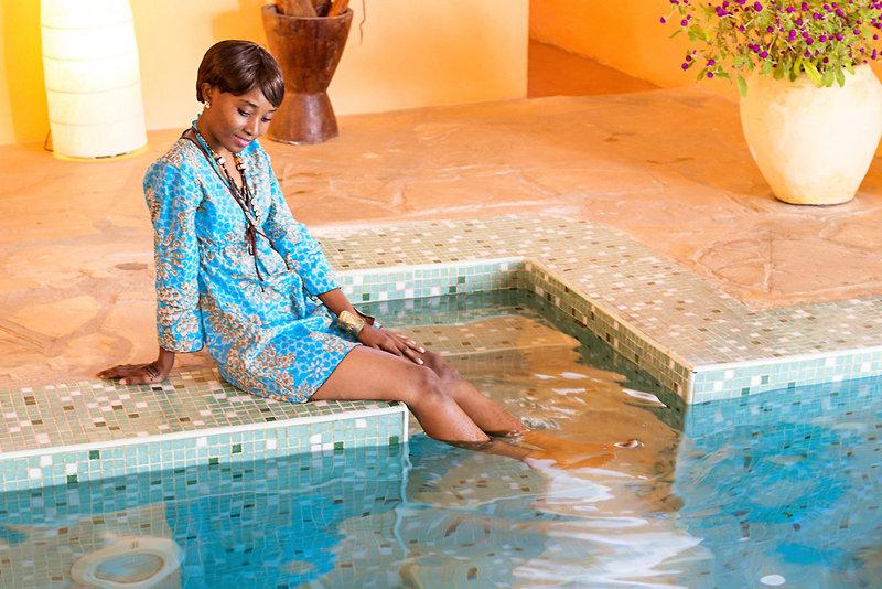 AHG Waridi Beach Resort & Spa in Pwani Mchangani, Tansania - Insel Zanzibar WEL