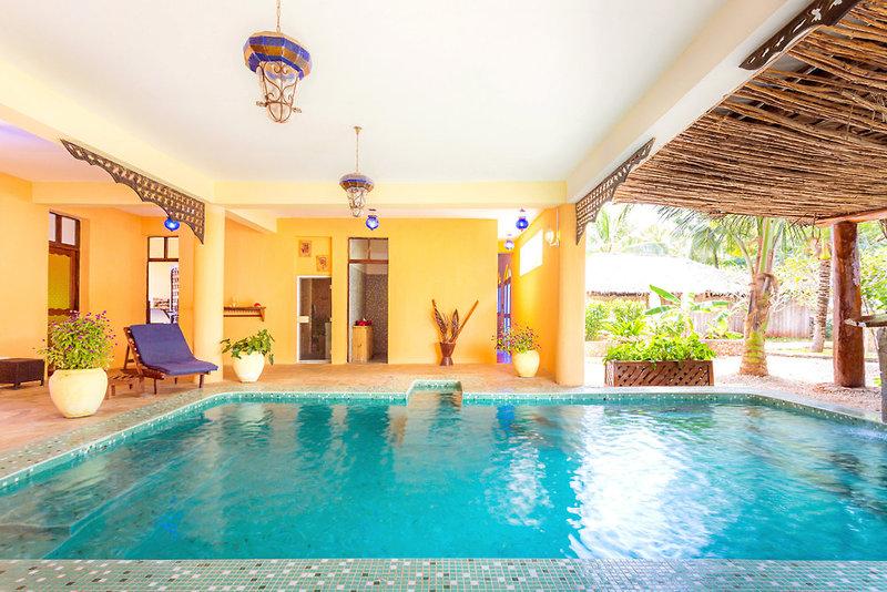 AHG Waridi Beach Resort & Spa in Pwani Mchangani, Tansania - Insel Zanzibar HB