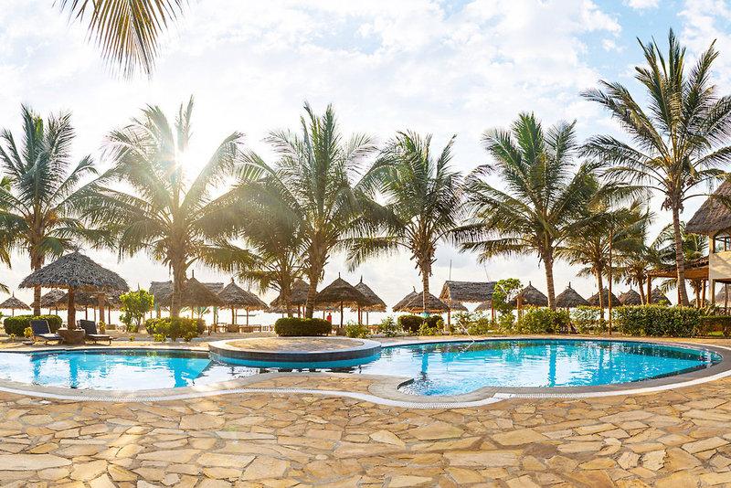 AHG Waridi Beach Resort & Spa in Pwani Mchangani, Tansania - Insel Zanzibar P
