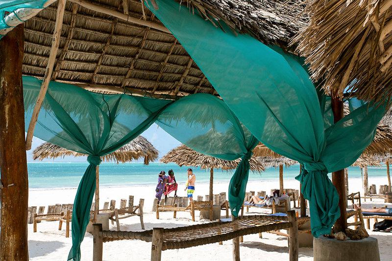AHG Waridi Beach Resort & Spa in Pwani Mchangani, Tansania - Insel Zanzibar TI