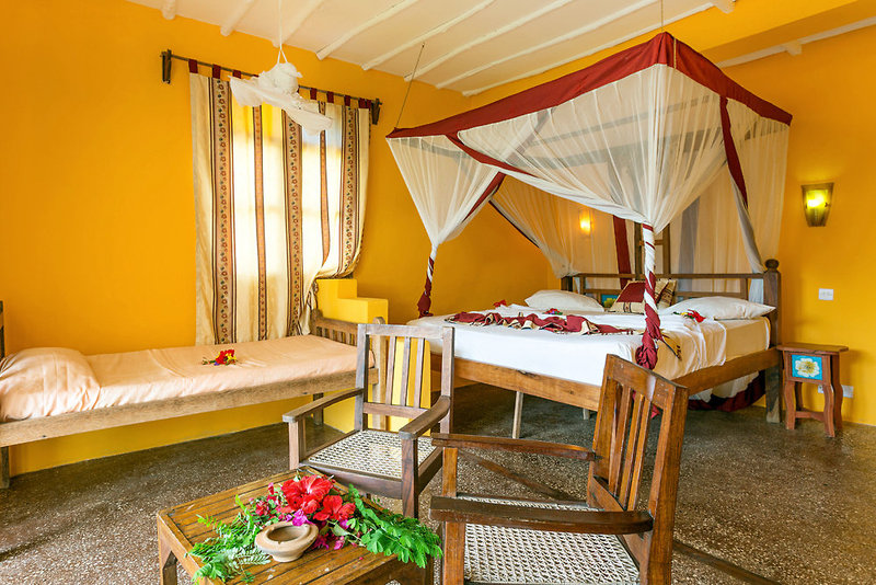 AHG Waridi Beach Resort & Spa in Pwani Mchangani, Tansania - Insel Zanzibar W