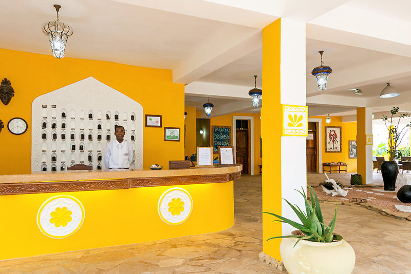 AHG Waridi Beach Resort & Spa in Pwani Mchangani, Tansania - Insel Zanzibar L