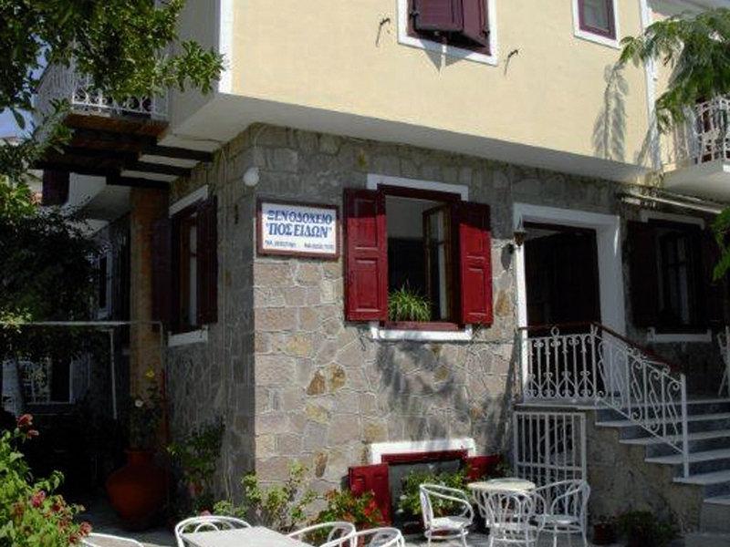 Adonis in Molyvos, Lesbos TE