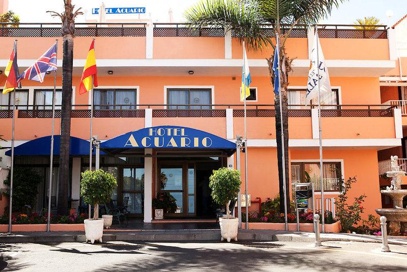 Globales Acuario in Puerto de la Cruz, Teneriffa A