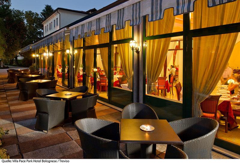 Villa Pace Park Hotel Bolognese in Preganziol, Venetien A