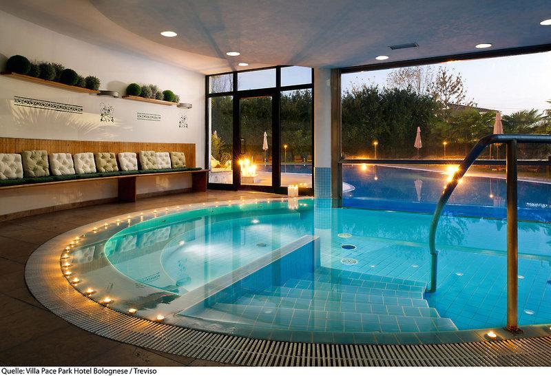 Villa Pace Park Hotel Bolognese in Preganziol, Venetien WEL