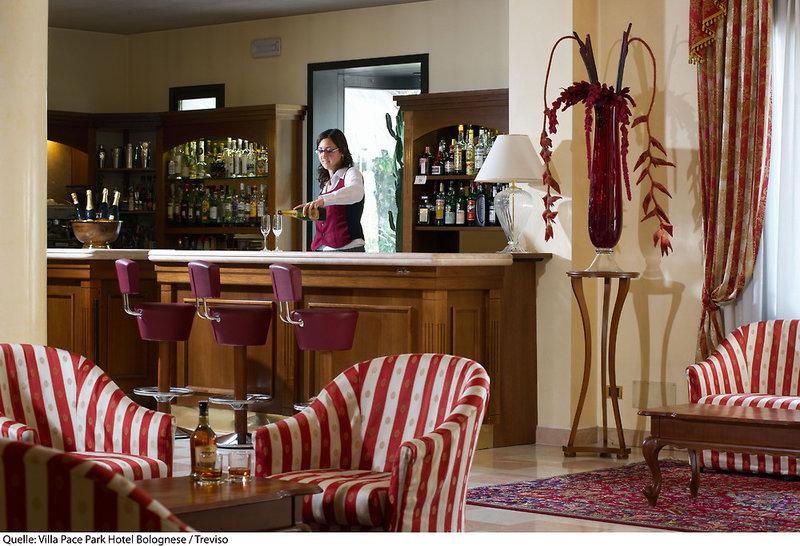 Villa Pace Park Hotel Bolognese in Preganziol, Venetien L