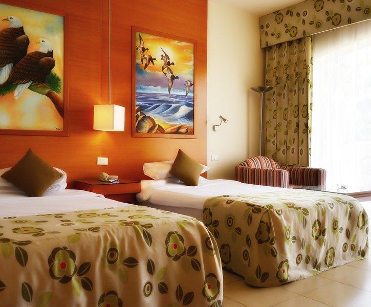 Parrotel Beach Resort, Sharm El Sheikh in Nabq, Sinai - Halbinsel