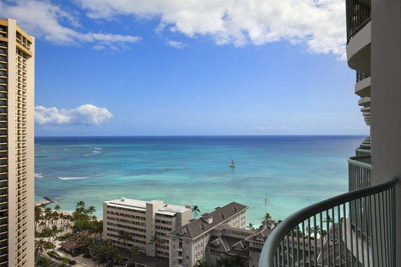 Sheraton Princess Kaiulani in Waikiki, Hawaii W