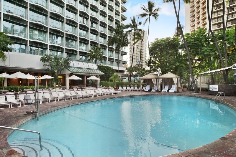 Sheraton Princess Kaiulani in Waikiki, Hawaii P