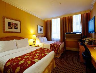 Days Inn Vancouver Downtown in Vancouver, British Columbia W