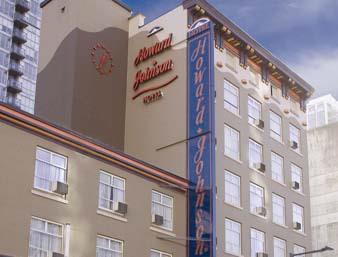 Howard Johnson Hotel Vancouver in Vancouver, British Columbia A
