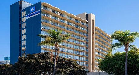 Wyndham San Diego Bayside in San Diego, Kalifornien A