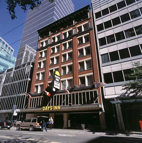 Days Inn Vancouver Downtown in Vancouver, British Columbia A