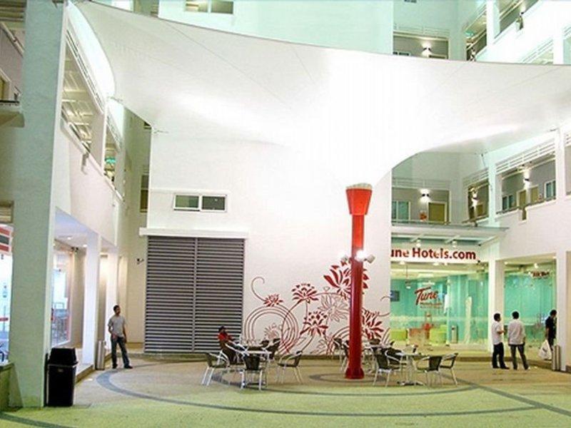 Tune Hotel Waterfront Kuching in Kuching, Malaysia - Sarawak TE