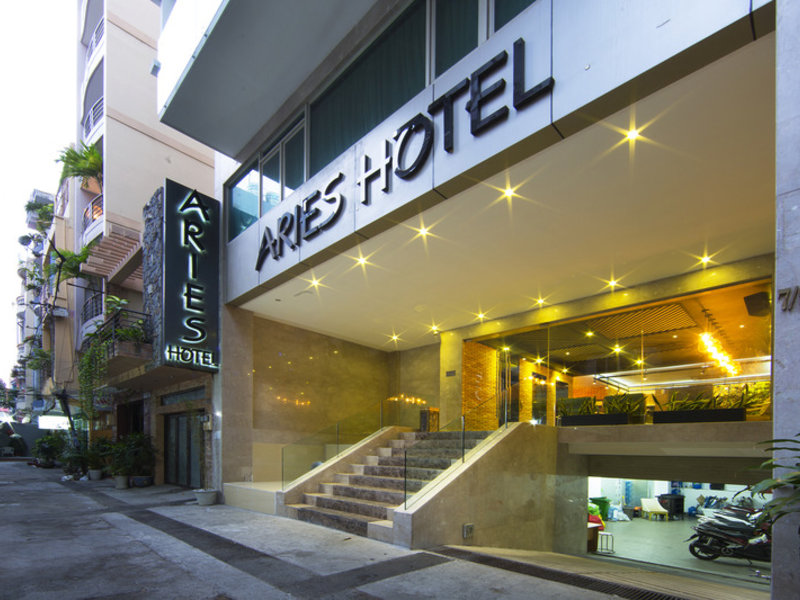 Cititel Boutique Ben Thanh Hotel in Ho-Chi-Minh-Stadt, Vietnam A