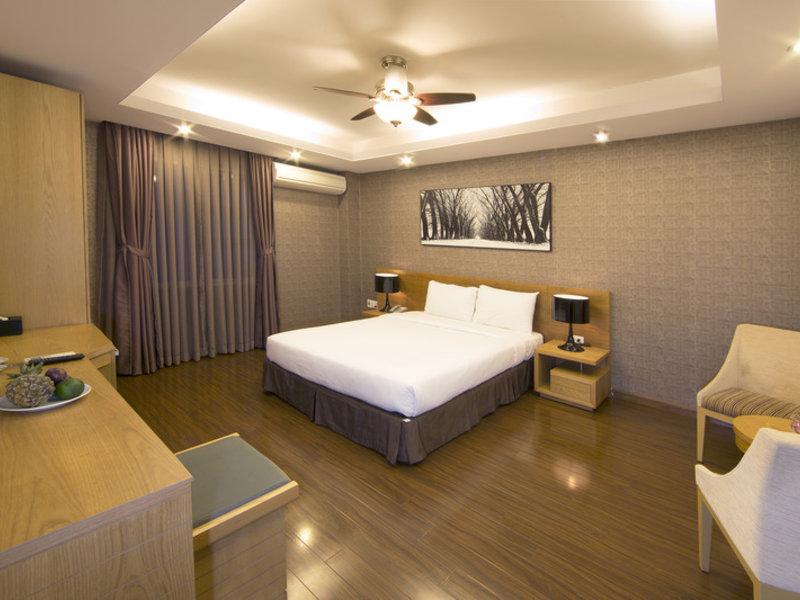 Cititel Boutique Ben Thanh Hotel in Ho-Chi-Minh-Stadt, Vietnam W