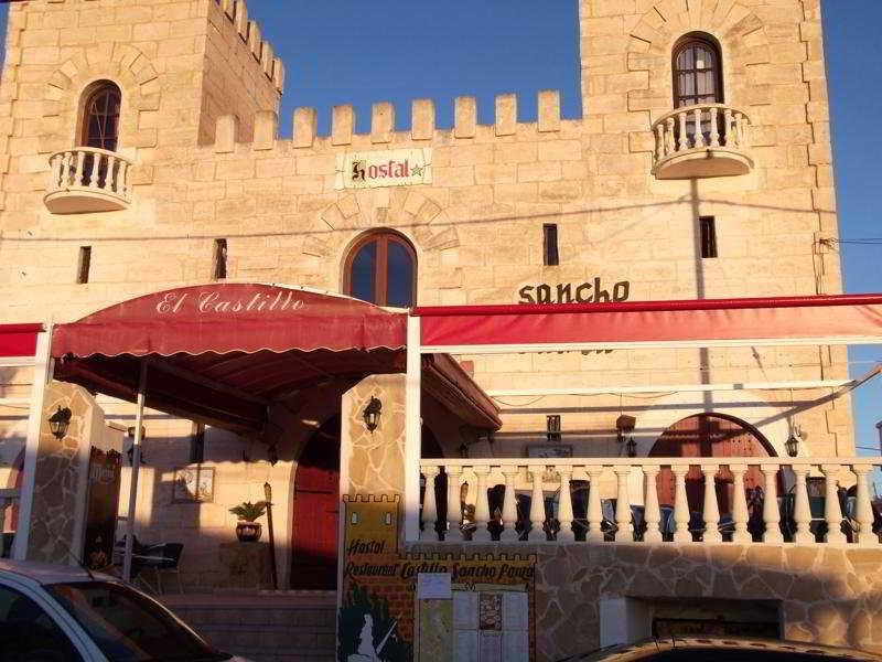 Castillo Sancho Panza in Cala'n Porter, Menorca A